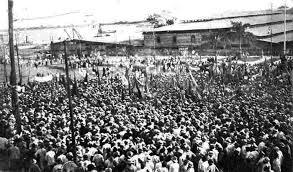 El llamado a la Huelga del 15 de noviembre de 1922