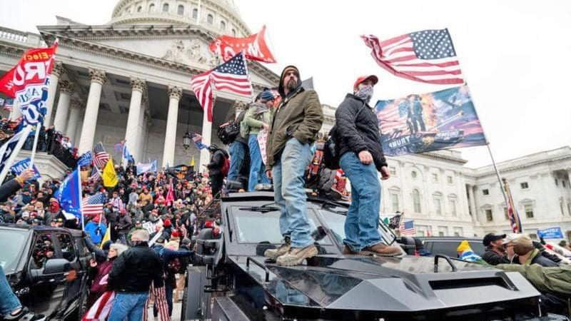 Crisis política en EEUU