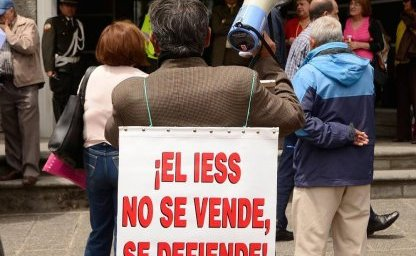 Mauricio Pozo alista las armas contra el IESS