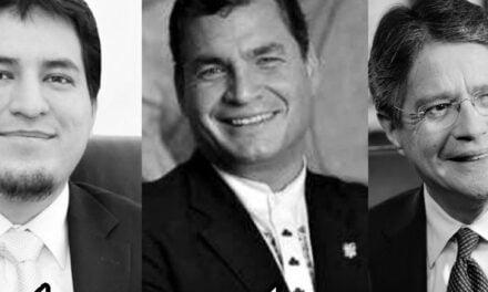 Correa, Moreno, Lasso y Arauz benefician al capital bancario