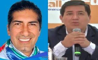 Arauz y Pérez en segunda vuelta