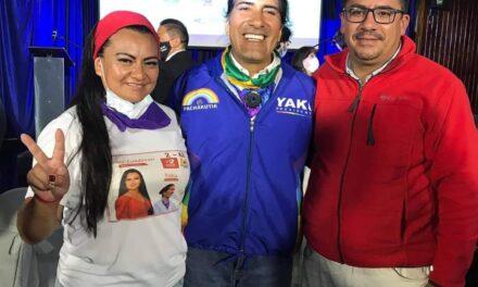 El pueblo exige el respeto al pronunciamiento popular en favor Yaku Pérez
