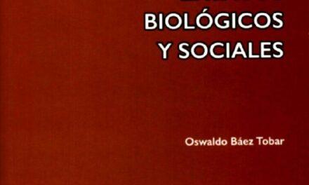 Libro: Ensayos Biológicos y Sociales