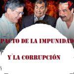 Pacto del fraude y la impunidad