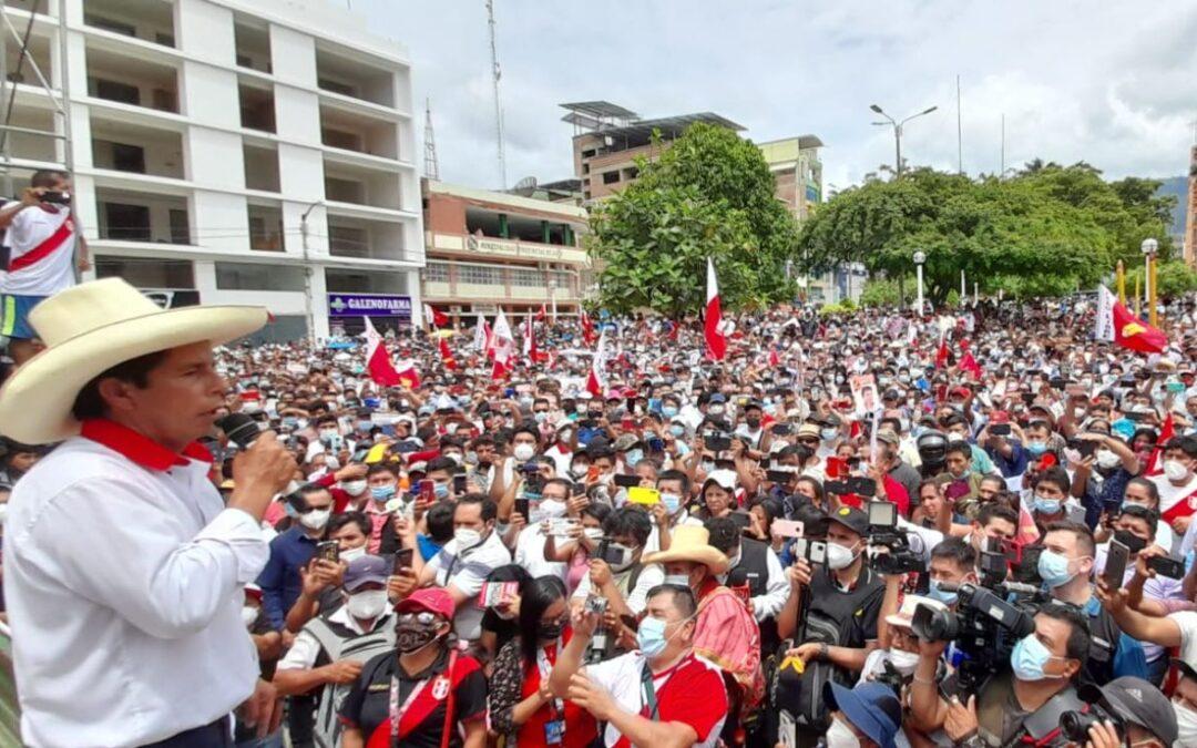 El giro a la izquierda de Perú