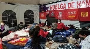 Sociología de la huelga de hambre