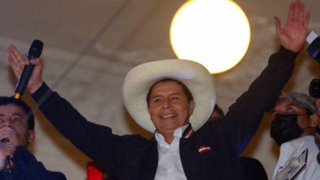 La victoria de Pedro Castillo